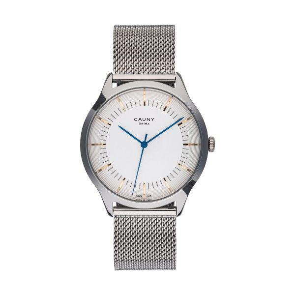 Relógio CAUNY Ânima Prateado CAN006