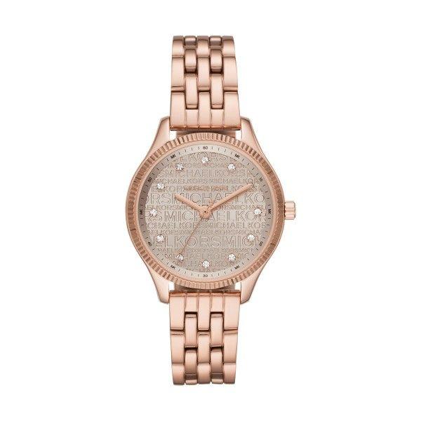 Relógio MICHAEL KORS Lexington Ouro Rosa MK6799