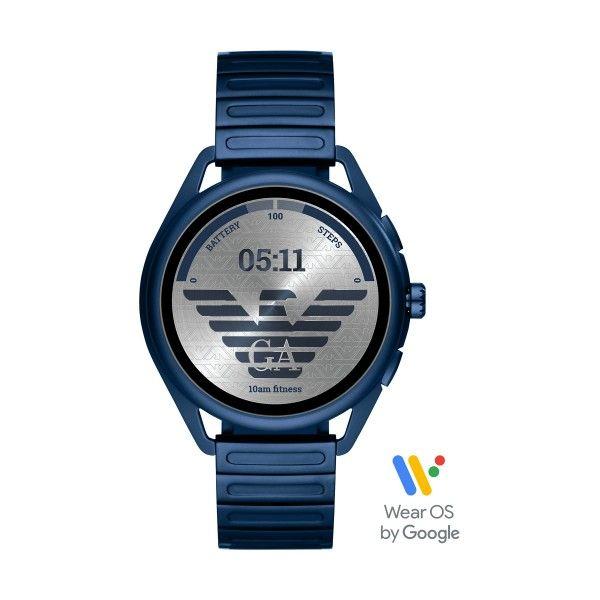 Relógio Inteligente EMPORIO ARMANI Matteo (Smartwatch) ART5028