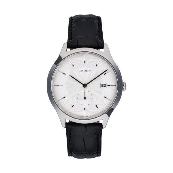 Relógio CAUNY Envoy Patterns Preto CEV007
