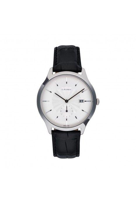 Relógio CAUNY Envoy Patterns Preto