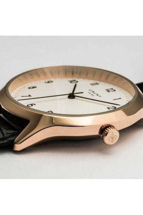 Relógio CAUNY Ânima Preto