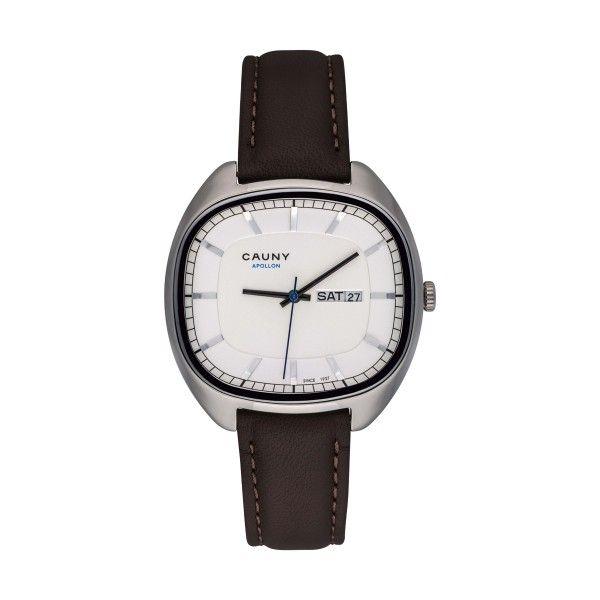 Relógio CAUNY Apollon Castanho CAP001