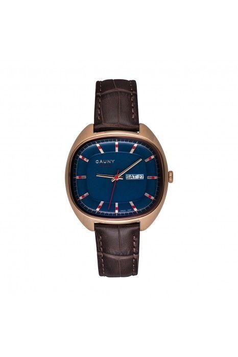 Relógio CAUNY Apollon Castanho