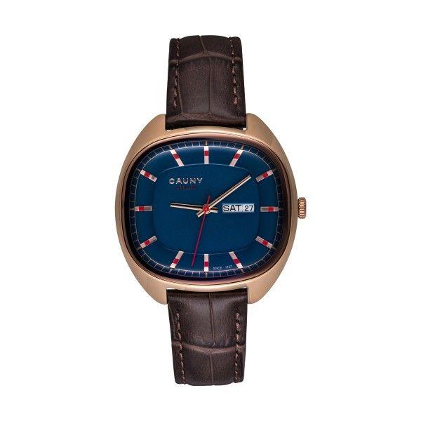 Relógio CAUNY Apollon Castanho CAP003