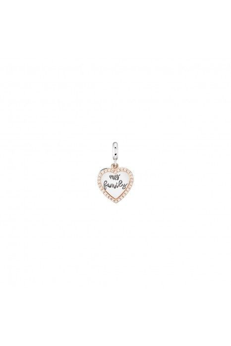Charm Bow Happy Love Stories Mother´s Day Heart