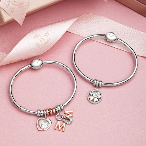 Charm Bow Happy Love Stories Mother´s Day Clove BH.CH.1110.0040