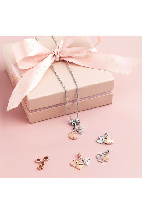 Charm BOW HAPPY Love Stories