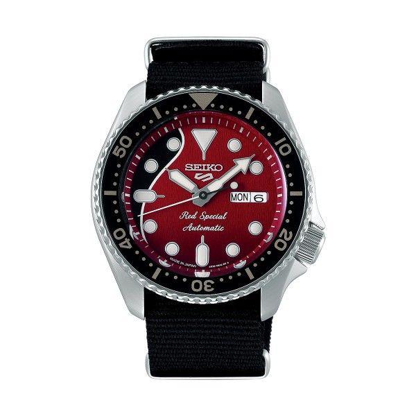 Relógio SEIKO Brian May Preto SRPE83K1