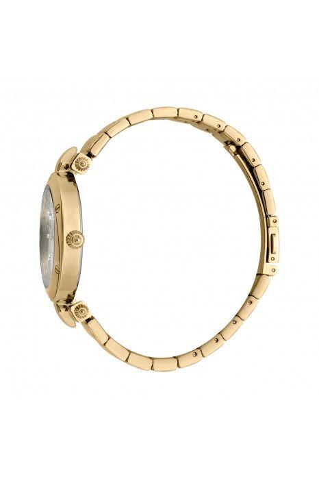 Relógio JUST CAVALLI TIME JC Logo Dourado