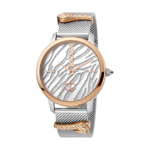 Relógio JUST CAVALLI TIME XL Bicolor JC1L127M0095