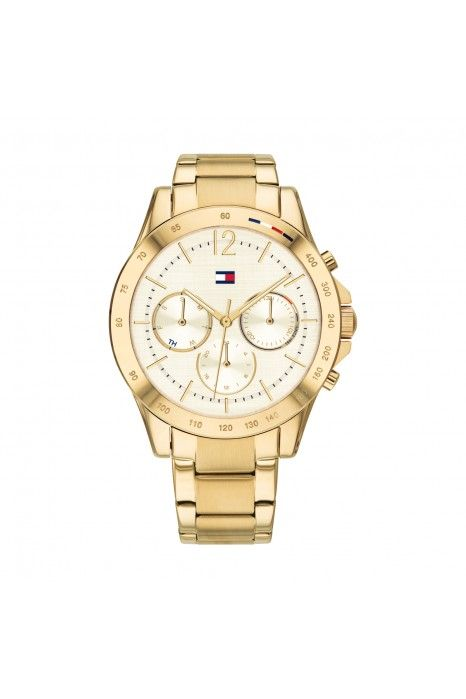 Relógio TOMMY HILFIGER Haven Dourado