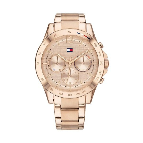 Relógio TOMMY HILFIGER Haven Ouro Rosa 1782197