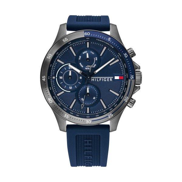 Relógio TOMMY HILFIGER Bank Azul 1791721