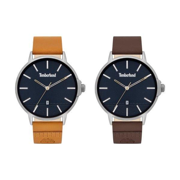 Relógio TIMBERLAND Rollinsford Castanho TBL15637JYS03AS