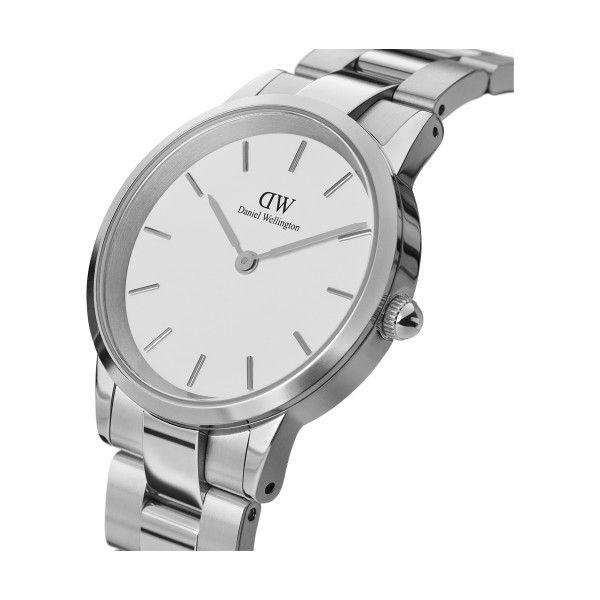 Relógio DANIEL WELLINGTON Iconic Link Prateado DW00100205