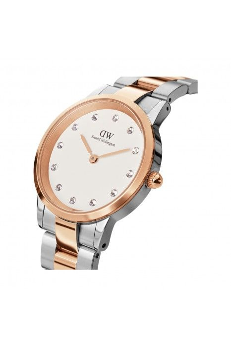 Relógio DANIEL WELLINGTON Iconic Lumine Bicolor