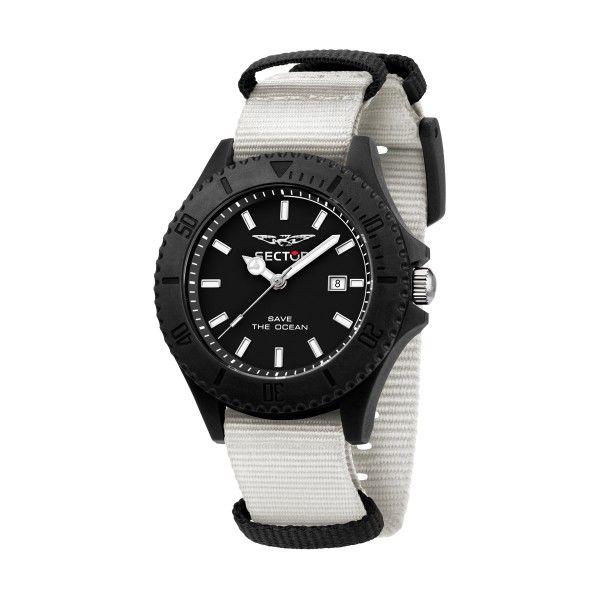 Relógio SECTOR Save The Ocean Branco R3251539003
