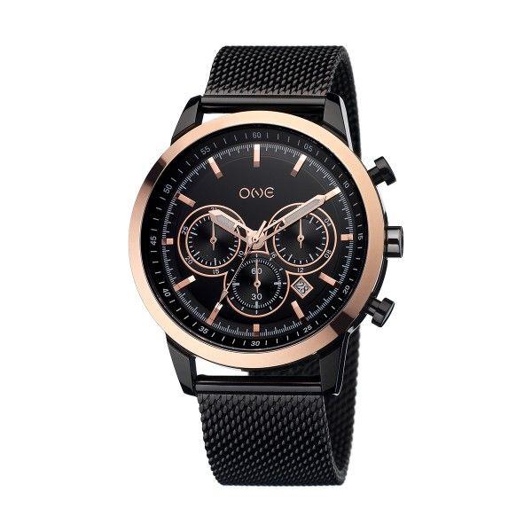 Relógio ONE Touch II Preto OG8729PR01L
