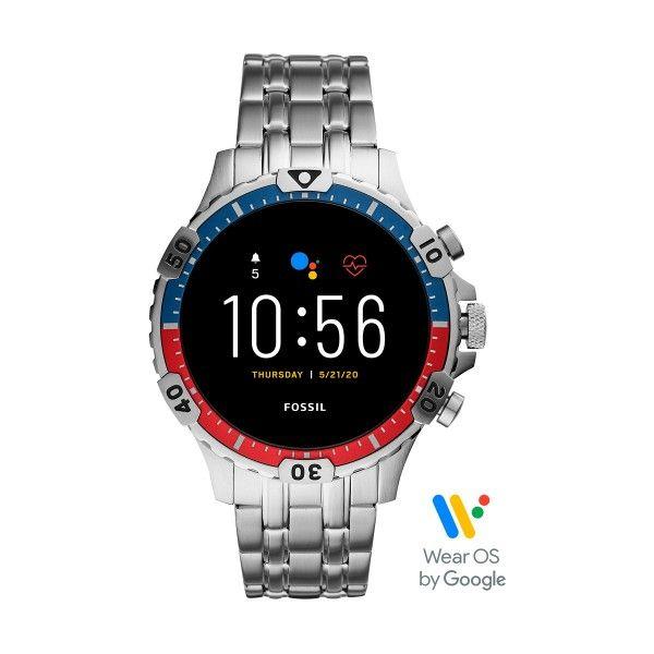 Relógio Inteligente FOSSIL Q Garrett (Smartwatch) FTW4040