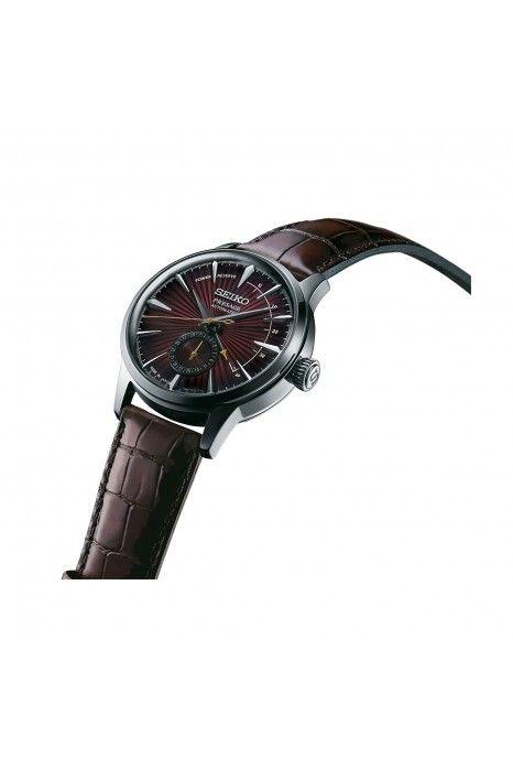 Relógio SEIKO Presage Castanho