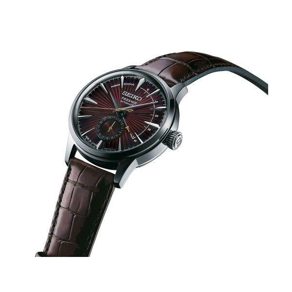 Relógio SEIKO Presage Castanho SSA393J1