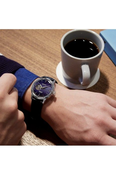 Relógio SEIKO Presage Cocktail Azul