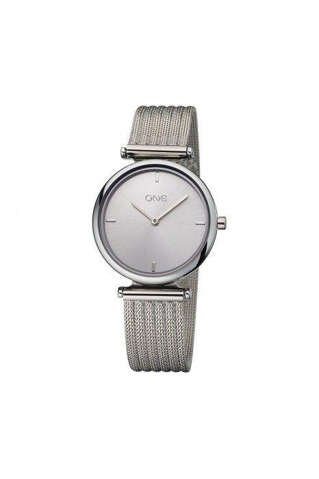 Relógio ONE Privilege Silver