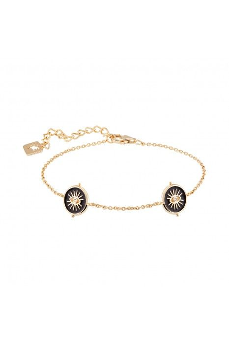 PULSEIRA LUCKY ELEPHANT PROTECTION EYE SOUL COLLECTION GOLD