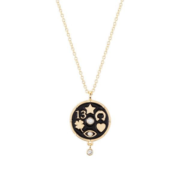 COLAR LUCKY ELEPHANT ALL PROTECTION SOUL COLLECTION GOLD LE.CL.1204.0008
