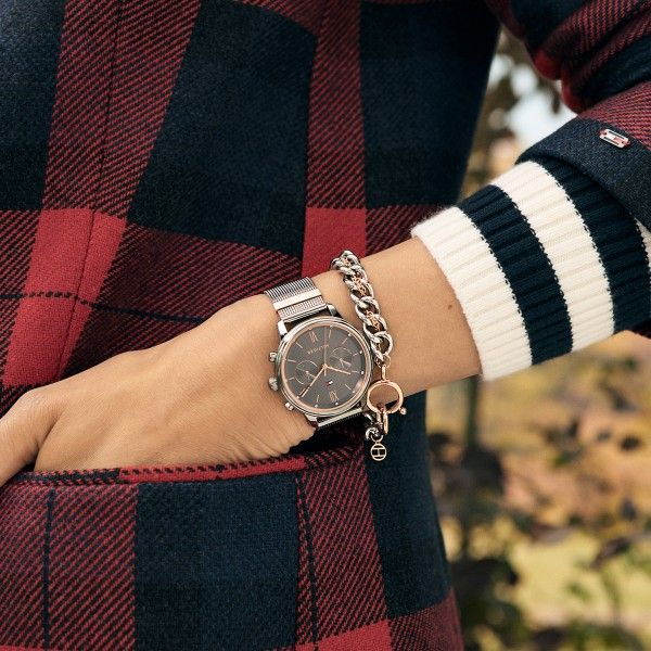 PULSEIRA TOMMY HILFIGER DOUBLE LINK 2780469