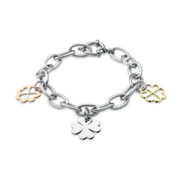 PULSEIRA ONE JEWELS LUCKY FLOWER OJLFB013T