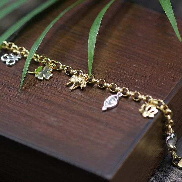 PULSEIRA LUCKY ELEPHANT SOUL COLLECTION - STATEMENT LE.PU.1204.0002