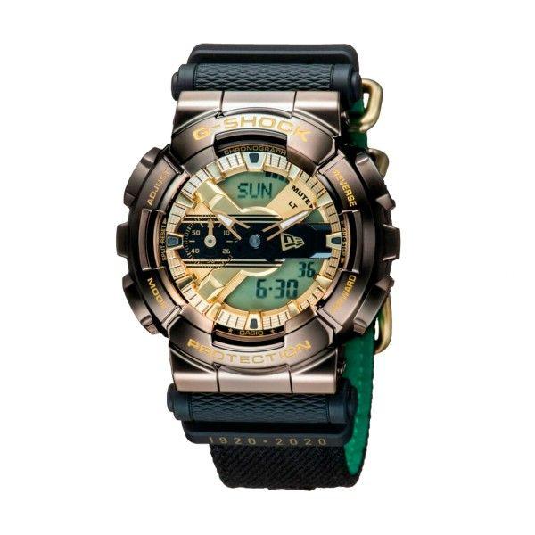 Relógio CASIO G-SHOCK G-Steel Prateado GM-110NE-1AER