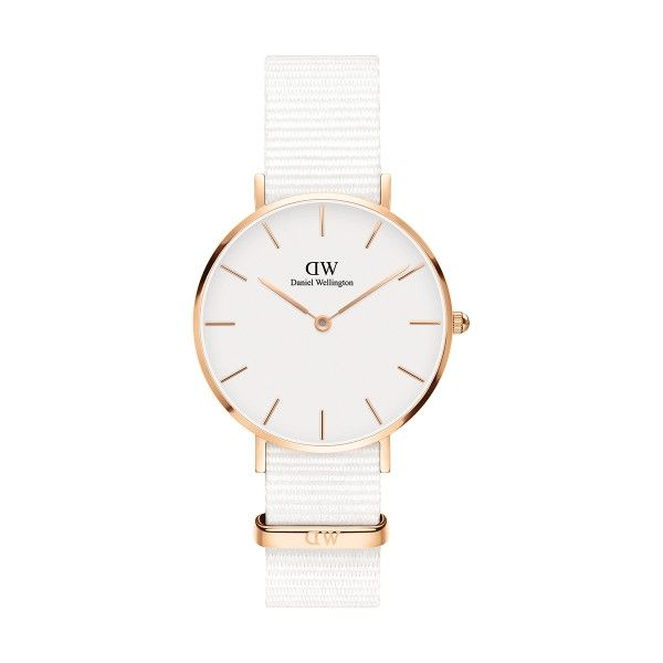 Relógio Daniel Wellington Petite branco DW00100311