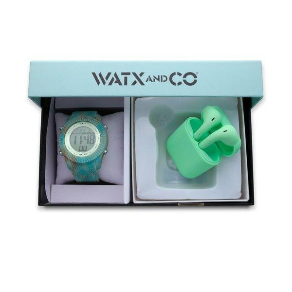 CAIXA WATX 43 SMART FUNNY GREEN VERDE WAPACKEAR5_M