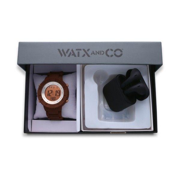 CAIXA WATX 43 ORIGINAL BROWN PRATEADO WAPACKEAR7_M