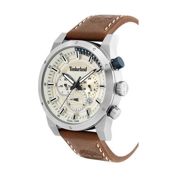Relógio TIMBERLAND Sherbrook Castanho TBL15951JS04