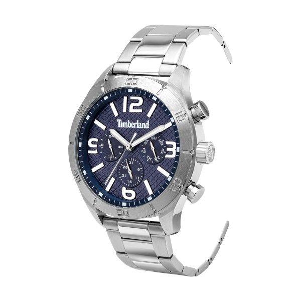 Relógio TIMBERLAND Stranton Prateado TBL15358JS03M