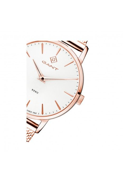 Relógio GANT Park Hill Avenue Ouro Rosa