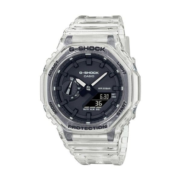 Relógio CASIO G-SHOCK classic SKELETON GA-2100SKE-7AER