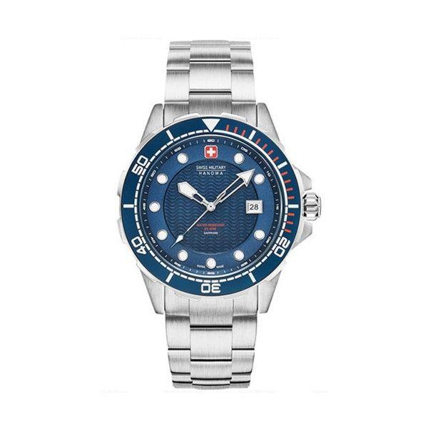 Relógio SWISS MILITARY Neptune Diver SM06531504003
