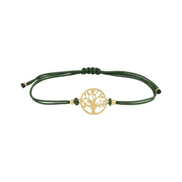 PULSEIRA UNIKE FUN S21 GREEN THREE GOLD UK.PU.0117.0127