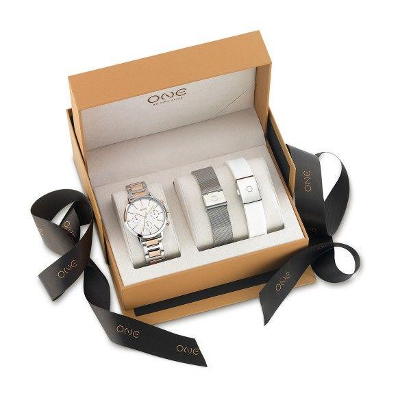 BOX ONE NEW STYLE PRATEADO OL8367IC11L