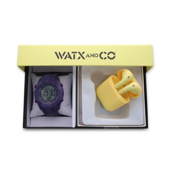 CAIXA WATX 43 SMART PURPLE WAPACKEAR13_M