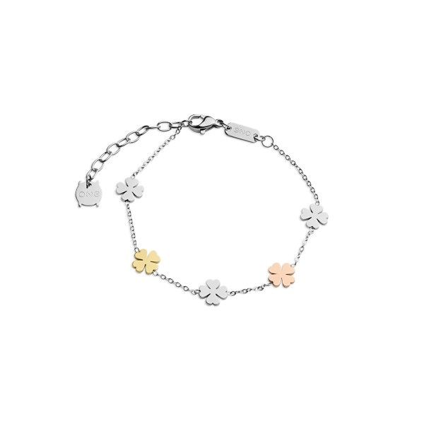 PULSEIRA ONE JEWELS LUCKY FLOWER OJLFB023T