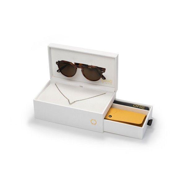 SUNGLASSES ONE ACTIVE BOX OSBHS4552TCC321H