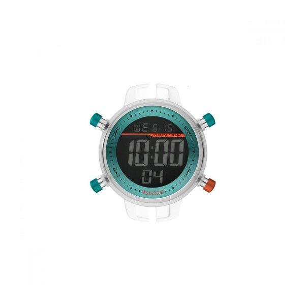 CAIXA WATX DIGITAL PODIUM VERDE 43MM RWA1159