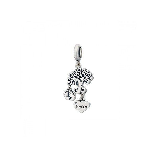Conta SILVERADO PRATA Tree of Life Mother HSD-1136-D