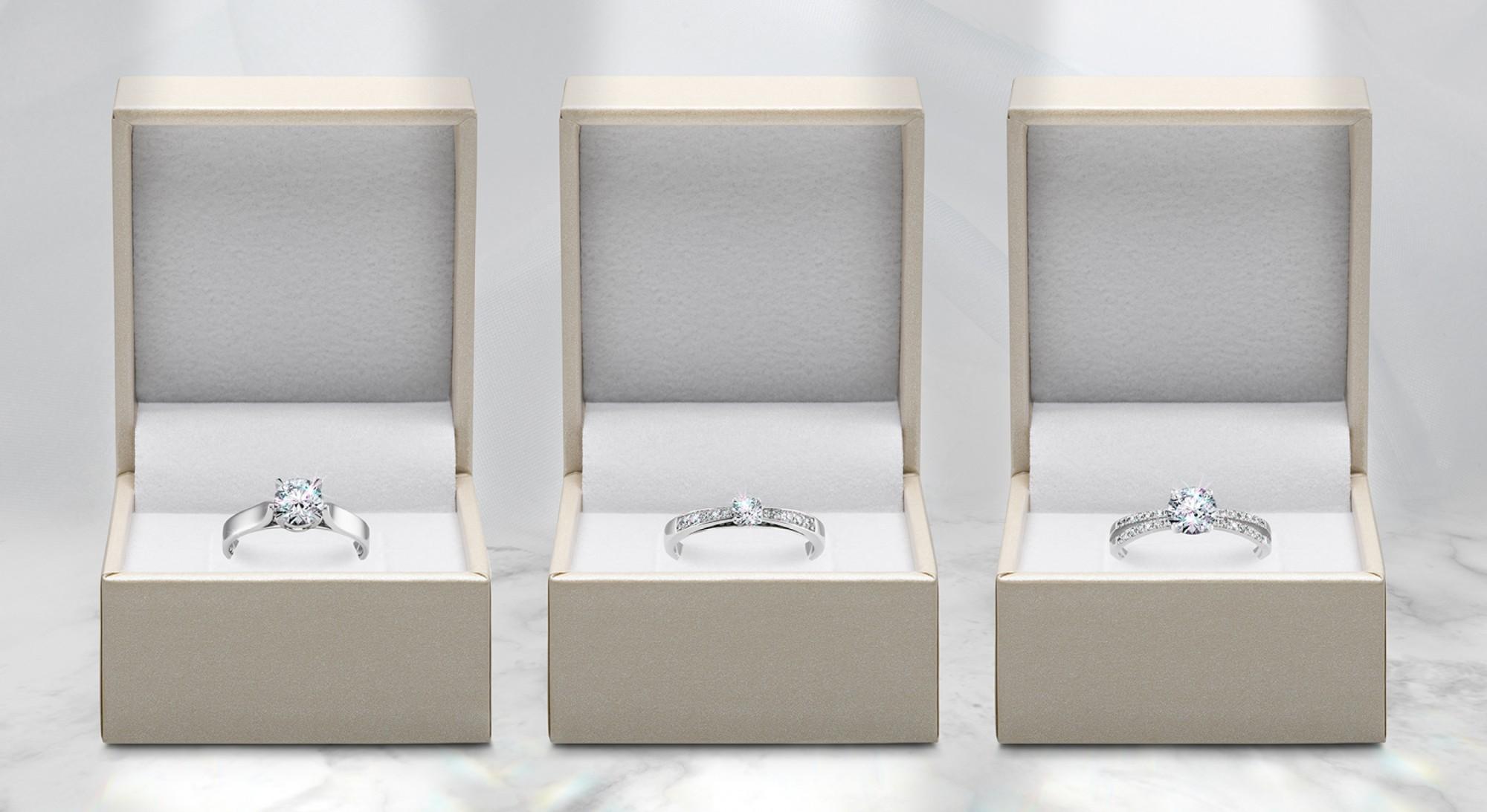 4 passos para acertar na escolha do anel de noivado